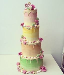 Fun whimsical cakes that for your sweet Philly parties