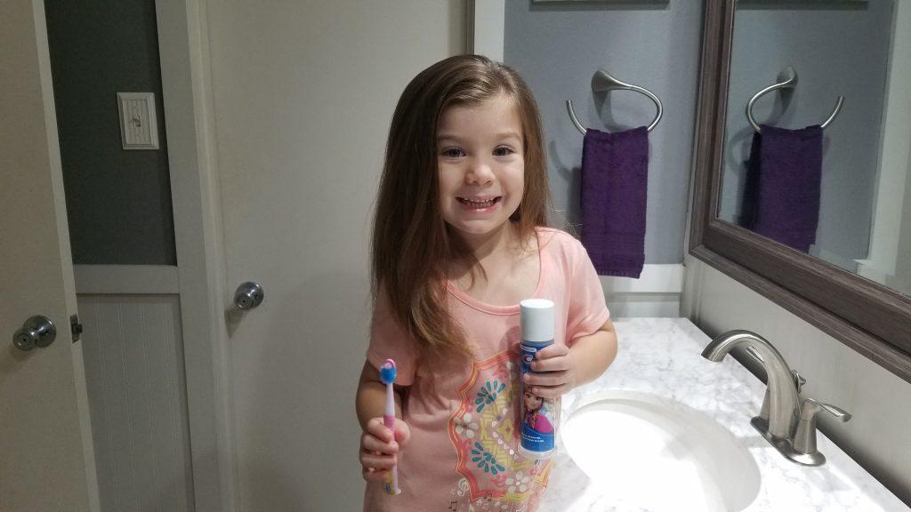 Toddler Healthy Teeth