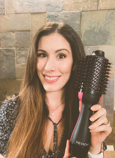 Review: Revlon One-Step Volumizer Hair Dryer