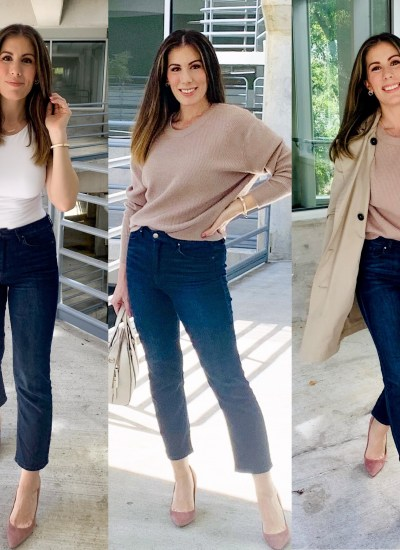 Transitional Fall Fashion + Layering 101