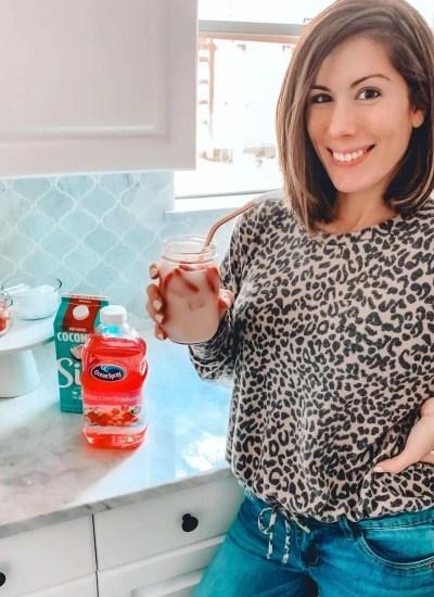 Easy Starbucks Pink Drink Recipe