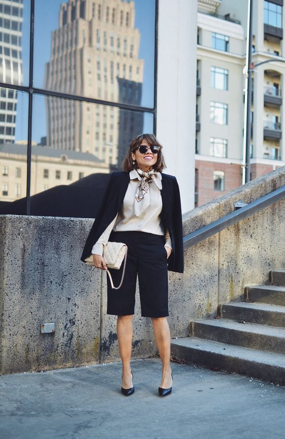Womens short suits
