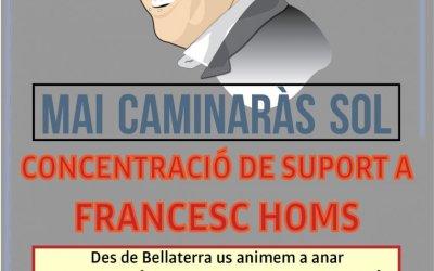 Bellaterra per la Independència dona suport a la concentració de Barcelona el 27F