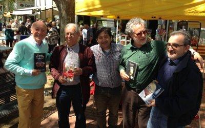 Els escriptors encapçalaran la diada de Sant Jordi a Bellaterra