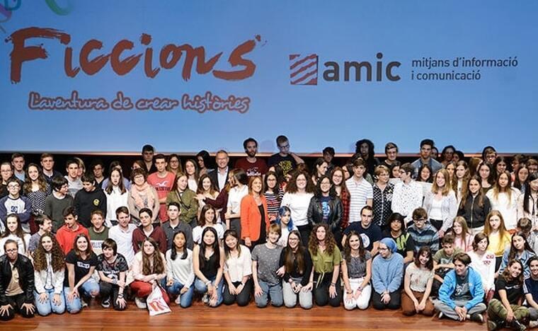 Participants a una edició anterior de Ficcions | AMIC