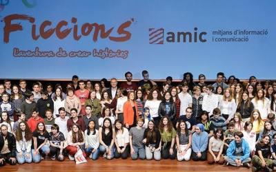 En marxa la tretzena edició del concurs literari Ficcions de l'AMIC