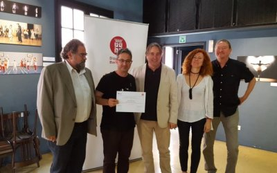 S'entrega el Premi Frederic Roda de Teatre