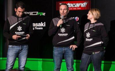 Premien l'equip tricampió mundial, encapçalat per bellaterrencs