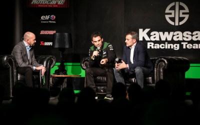 L'equip Kawasaki dels germans Roda presenta la nova temporada de Superbikes