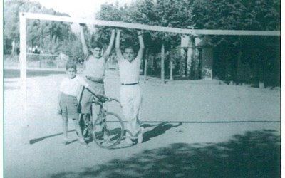 Sabeu on va ser el primer camp de futbol de Bellaterra?