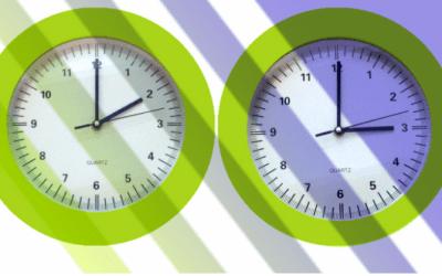 Els rellotges s'avançaran una hora aquest cap de setmana