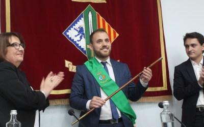 Carlos Cordón, investit nou alcalde de Cerdanyola