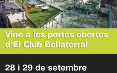El Club Bellaterra farà dos dies de portes obertes a tothom!