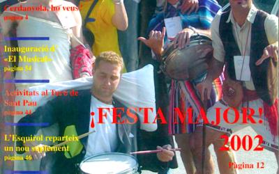 Recordeu com es vivien i s'explicaven les festes de Bellaterra? FM 2002