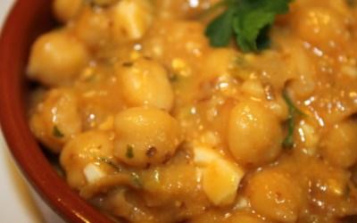 Cigrons a la catalana: un clàssic culinari pels mesos freds