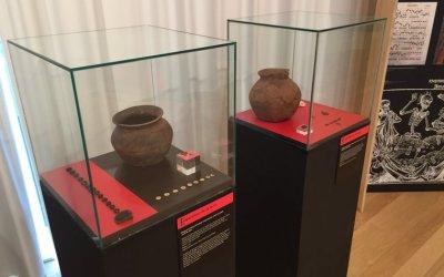 Nova exposició sobre ossos de l'Edat Mitjana!