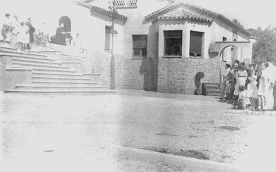 Algú coneix aquesta imatge d'una emblemàtica construcció de Bellaterra?