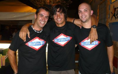 Traiem la pols a les fotos de la Festa Major de Bellaterra'09: Nit Jove 1