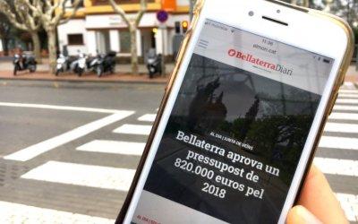 BellaterraDiari tanca l'any amb més de 220.000 pàgines visualitzades