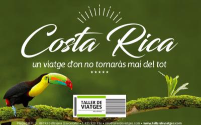 Costa Rica, la destinació estrella de la fira B-Travel