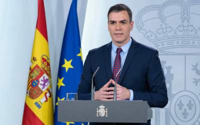 Sánchez endureix el confinament: es paralitzen els serveis no essencials