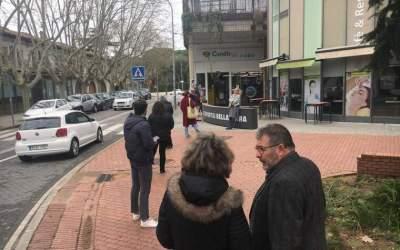 Com està afectant als comerços oberts de Bellaterra la crisi del coronavirus?