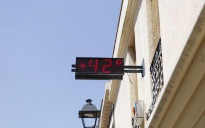 Registre històric: el Vallès assoleix la temperatura més alta des que hi ha dades
