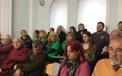 Els desnonaments centren gran part de l'Audiència Ciutadana