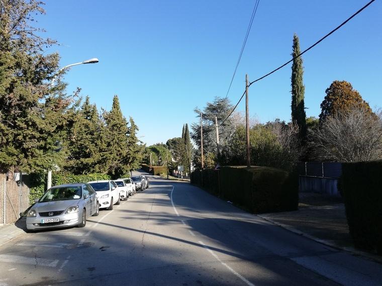Un tram del Camí Antic de Sant Cugat | Toni Alfaro