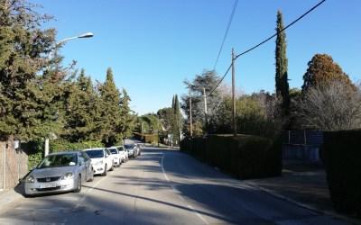 En llibertat un home detingut després de robar a una casa de Bellaterra