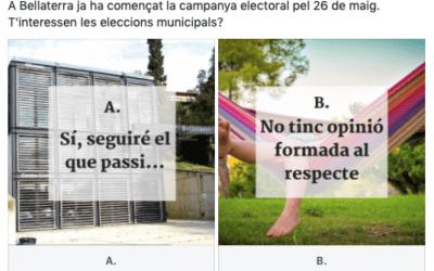 T'interessen les eleccions municipals?