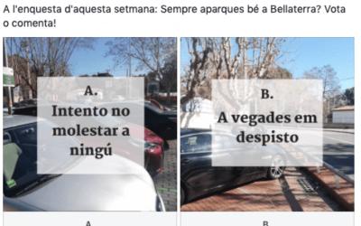 Sempre aparques bé a Bellaterra?