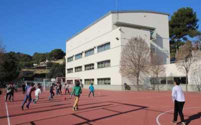 Les escoles Ramon Fuster i Bellaire entren a la TCB