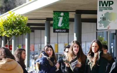 La UAB inicia les activitats de benvinguda als estudiants estrangers