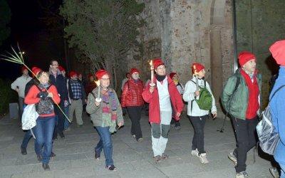 Tretzena edició del Camí de Justicia entre Cerdanyola i Sant Cugat