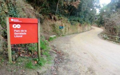 El Parc de la Serralada Litoral contractarà més de 200 informadors i guaites per a la campanya d'estiu