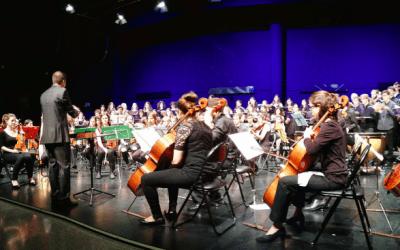 """La Jove Orquestra de Cerdanyola ofereix un concert amb músiques """"de pel·lícula"""""""