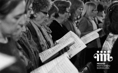 Enguany, els cantaires bellaterrencs intepretaran el 'Messies' sense La Caixa
