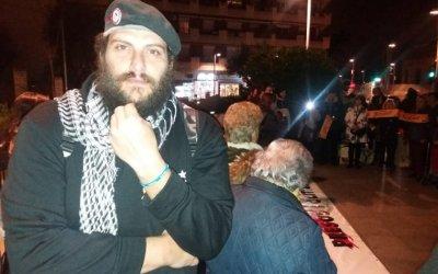 """Velasco, detingut el 23F: """"Jo no sóc independentista, vaig seure al TSJC per la llibertat d'expressió"""""""