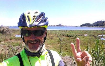 Jordi Fau: 'La ruta m'ha fet aprimar 7 kg i recórrer 1.350 km en 26 dies'