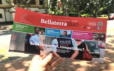 Ja és aquí el segon número de BellaterraDiari en paper