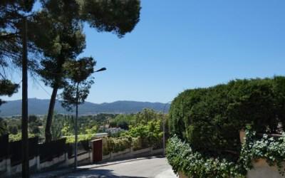 Temperatura d'estiu, sol i alguns núvols per aquesta setmana a Bellaterra