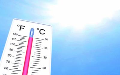 L'agost arriba amb una onada de calor
