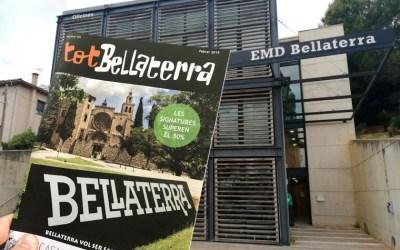 Els tentacles de la comunicació de l'EMD de Bellaterra