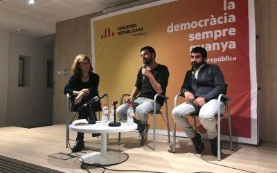 """Helena Solà (ERC Cerdanyola): """"Estem davant la campanya més important de les nostres vides"""""""