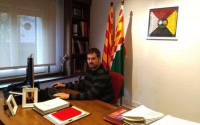 El govern de Cerdanyola treballa durant el festiu del Dia de la Constitució