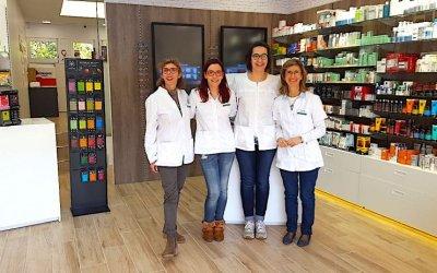 La farmàcia de Bellaterra et convida a la seva festa d'inauguració