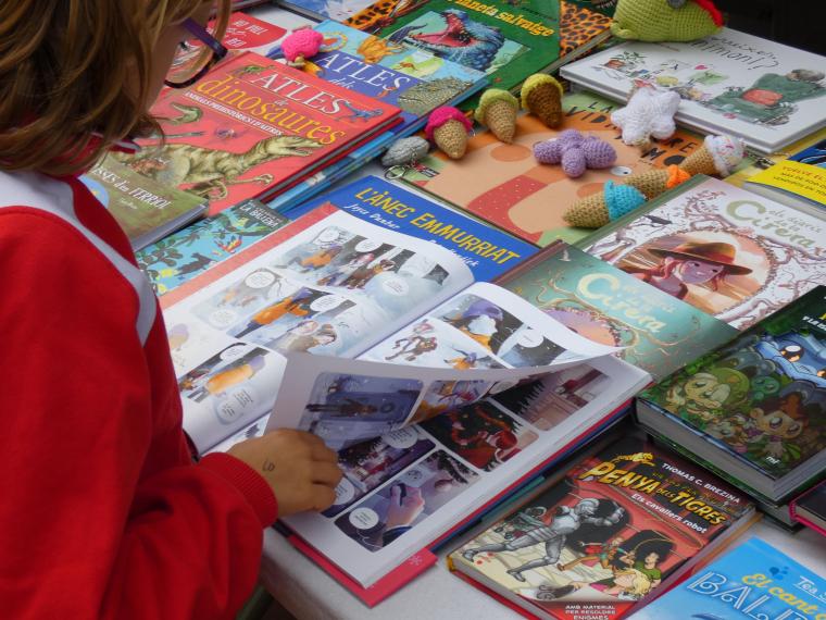 Els llibres seran els protagonistes | Toni Alfaro