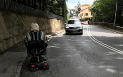 Veïns dins l'Associació BV-1414 fan peticions per millorar l'accessibilitat a Bellaterra