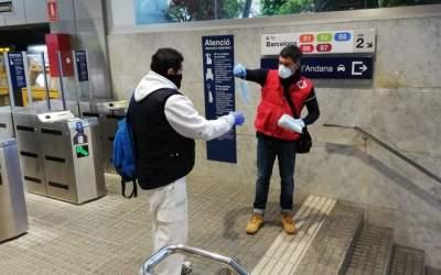 Les mascaretes són obligatòries al transport públic a partir d'aquest dilluns